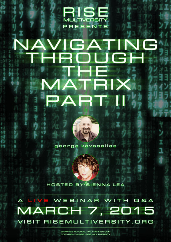 Navigating Through The Matrix II