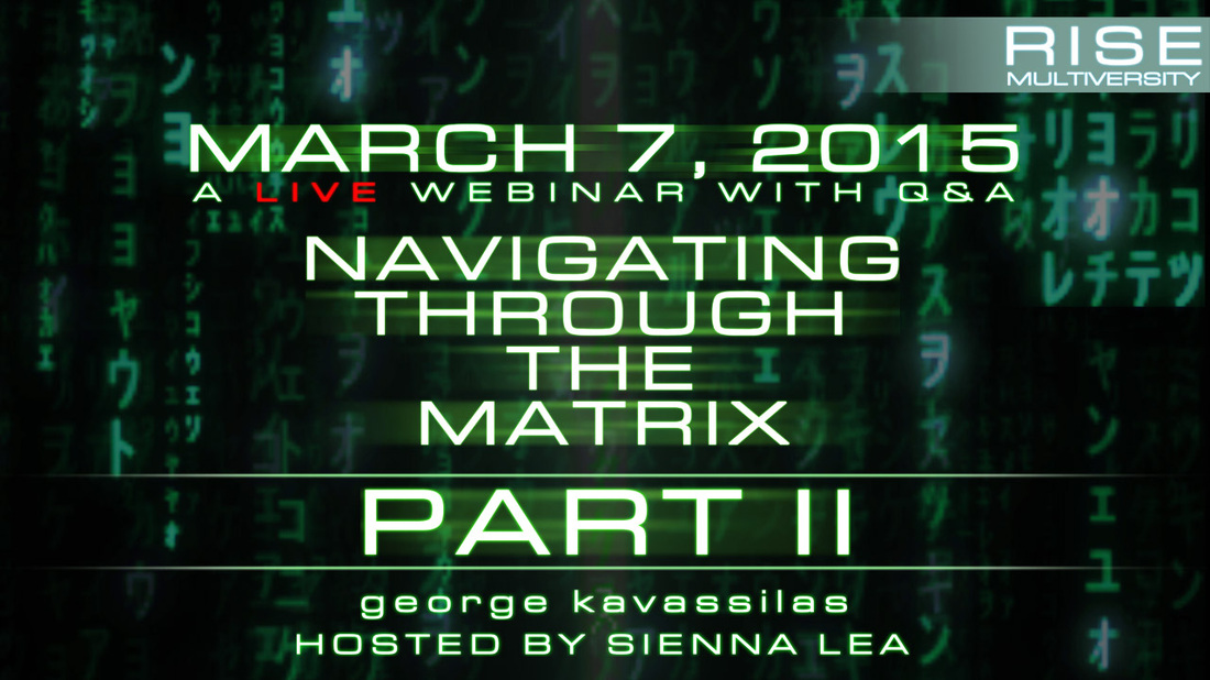 Navigating Through The Matrix 2