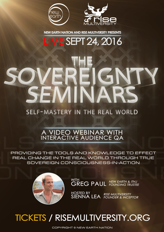 Sovereignty Seminars